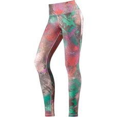 Reebok Lux Bold Tights Damen emerald haze