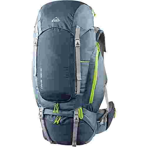 Mc Kinley Trek-RS Make 65 + 10 Trekkingrucksack navy/blau/lime