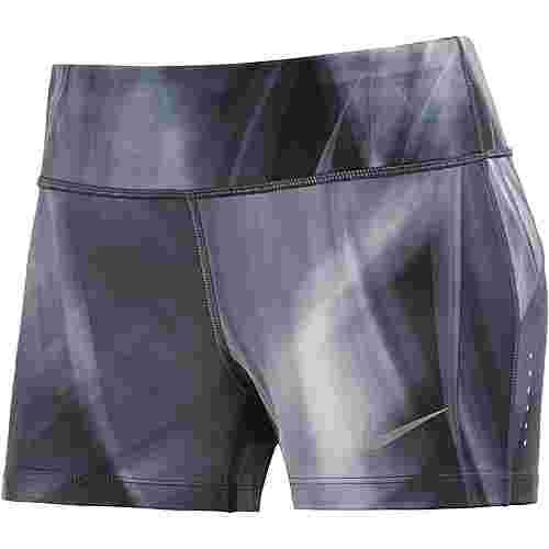Nike Power Epic Run Lauftights Damen schwarz/grau