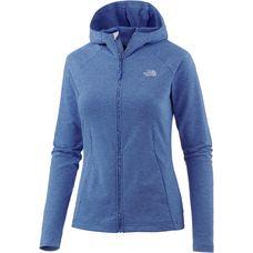 The North Face Tasaina Sweatjacke Damen blau