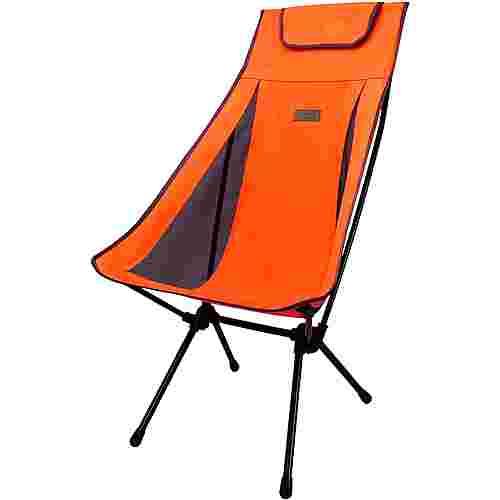 Snowline Pender Campingstuhl orange