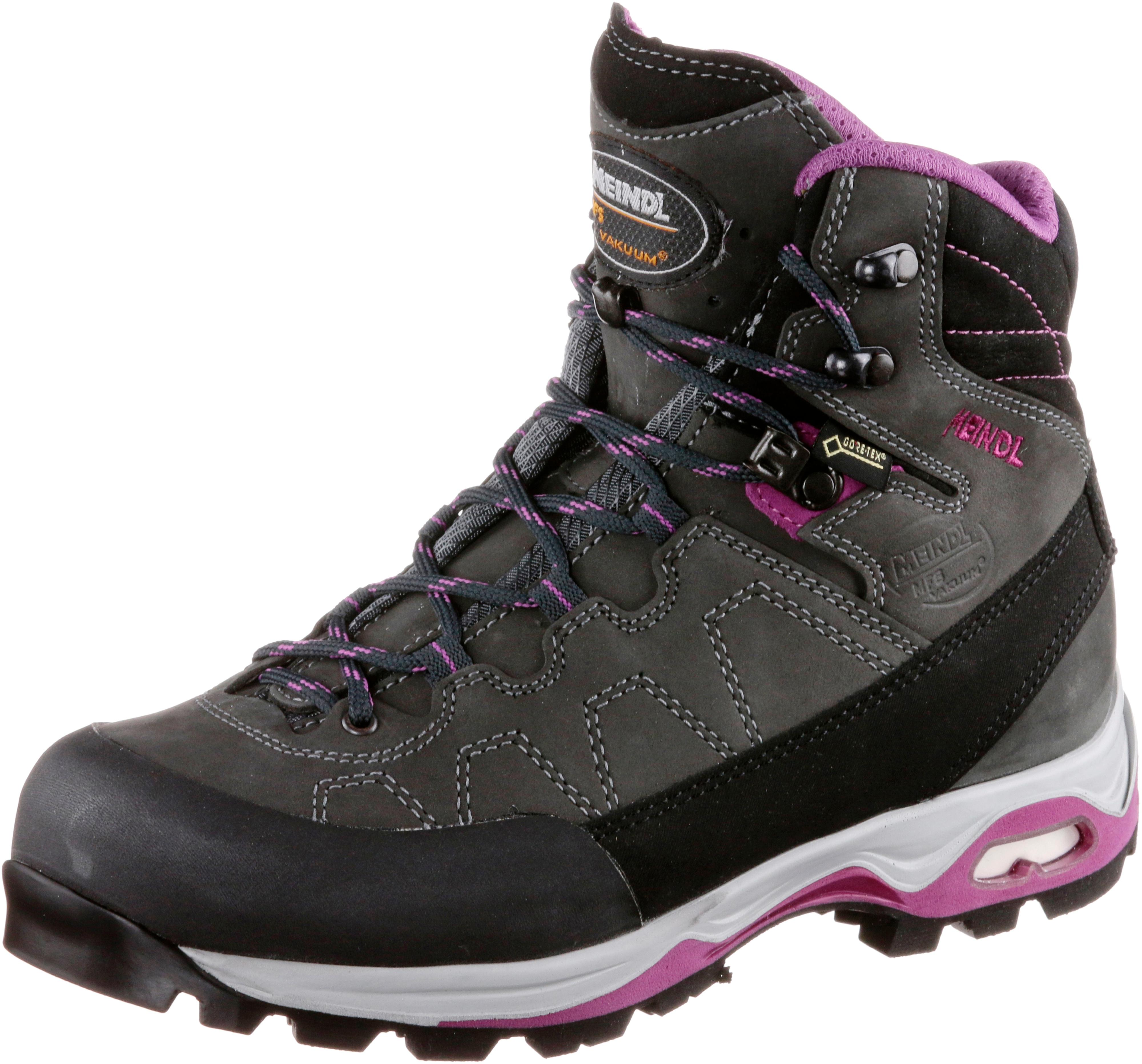 MEINDL Vakuum Sport II GTX Wanderschuhe Damen grau beere im Online Shop von SportScheck kaufen Gute Qualität beliebte Schuhe