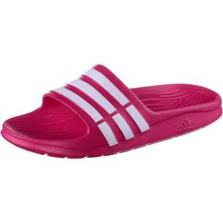 adidas DuramoSlide Badelatschen Kinder pink