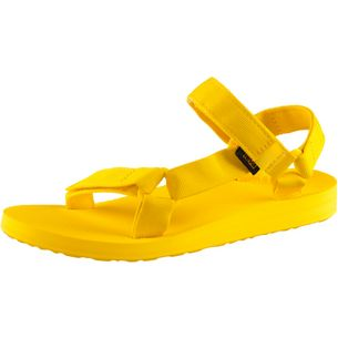 Teva Original Unversal Sandalen Damen gelb