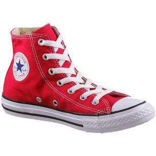 CONVERSE Chuck Taylor Allstar High Sneaker Kinder red