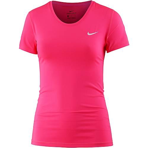 Nike Pro Dry Fit Funktionsshirt Damen pink