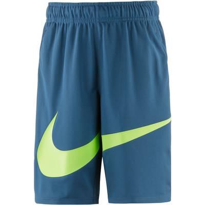 Nike Funktionsshorts Kinder blau