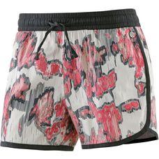 GARCIA Shorts Damen weiß/rot