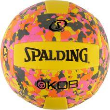 Spalding Beachvolleyball gelb/rosa