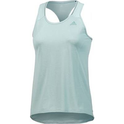 adidas Supernova Laufshirt Damen tactile green