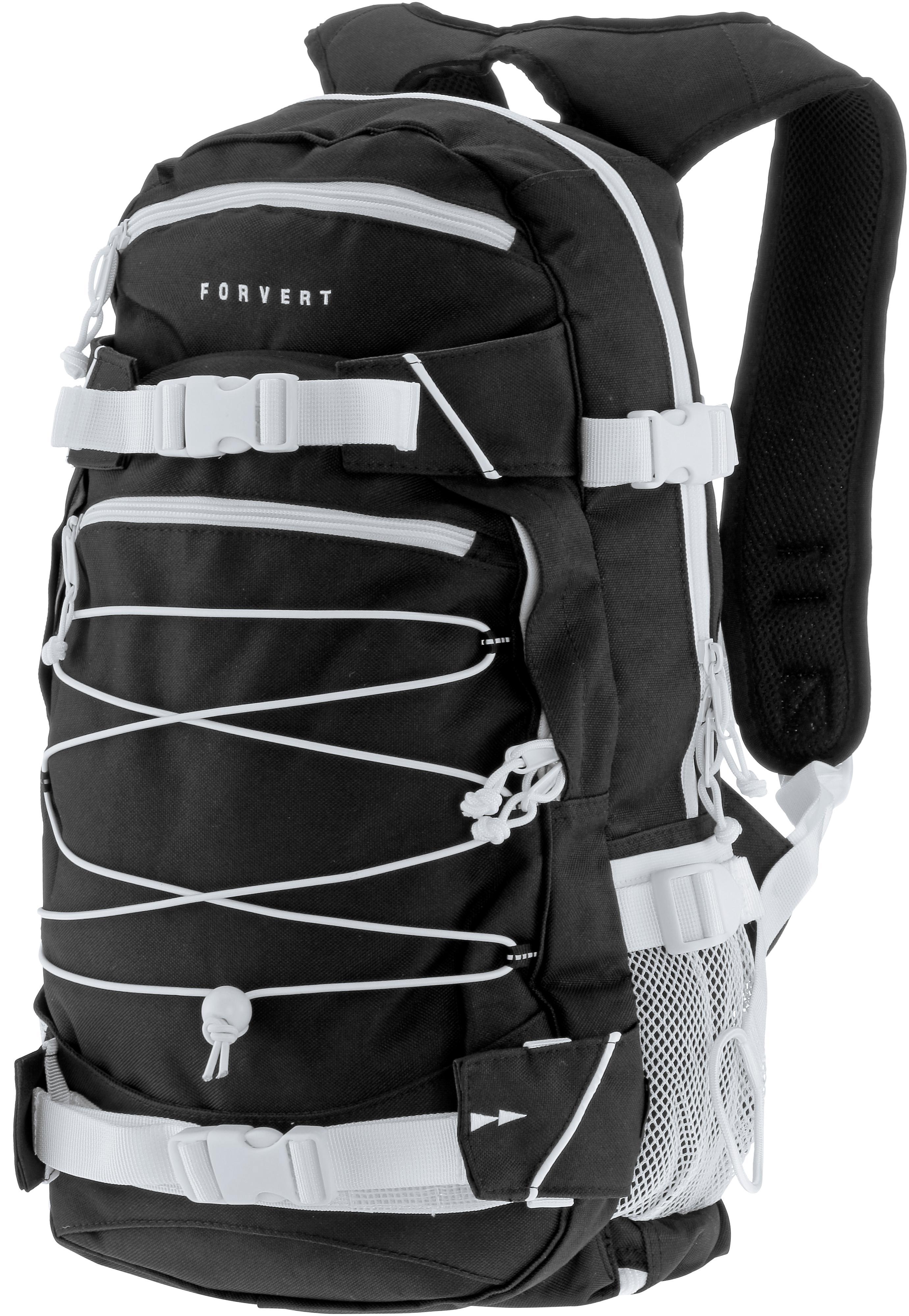 529707f98e5cc Forvert Rucksack Ice Louis Daypack black im Online Shop von SportScheck  kaufen