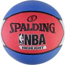 Spalding NBA Highlight Basketball orange