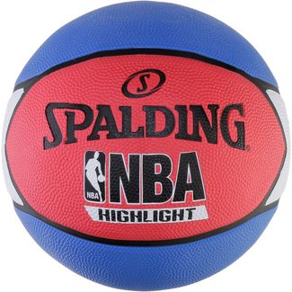 Spalding NBA Highlight Basketball orange
