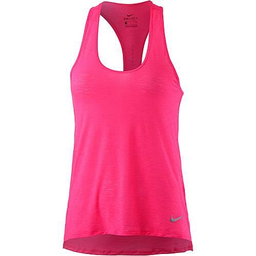 Nike Breathe Cool Funktionstank Damen pink