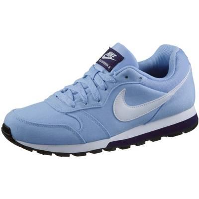 Nike WMNS MD RUNNER 2 Sneaker Damen lila