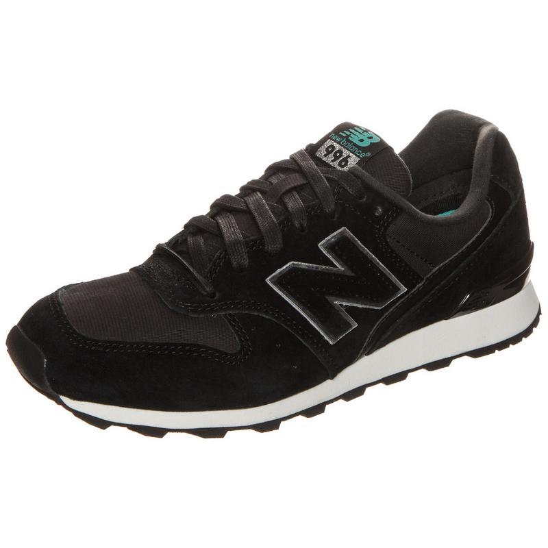 New Balance »Wr996-ef« Sneaker, schwarz, schwarz