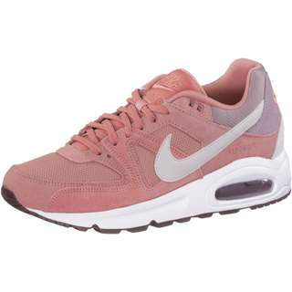 Nike AIR MAX COMMAND Sneaker Damen reb stardust-light bone-taupe grey-white