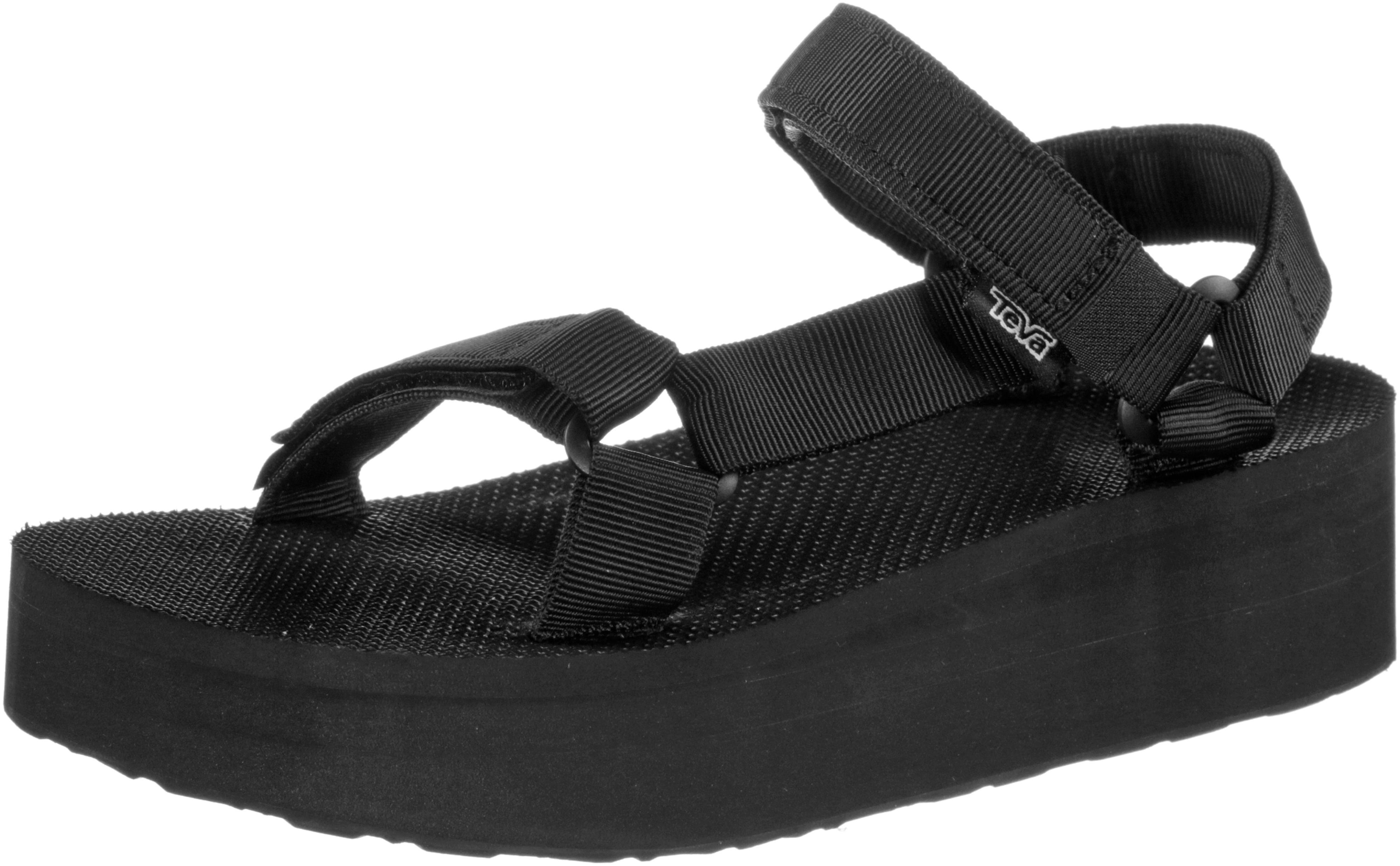 Teva Flatform Universal Universal Universal Sandalen Damen weiß im Online Shop von SportScheck kaufen Gute Qualität beliebte Schuhe 83907a