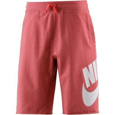Nike Shorts Kinder rot