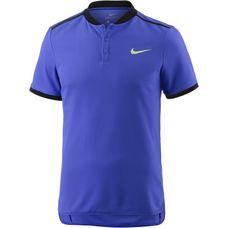 Nike Court Advantage Tennis Polo Herren blau