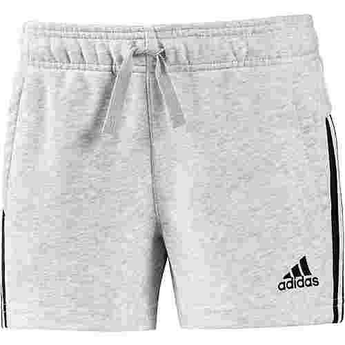 adidas Shorts Kinder light grey heather