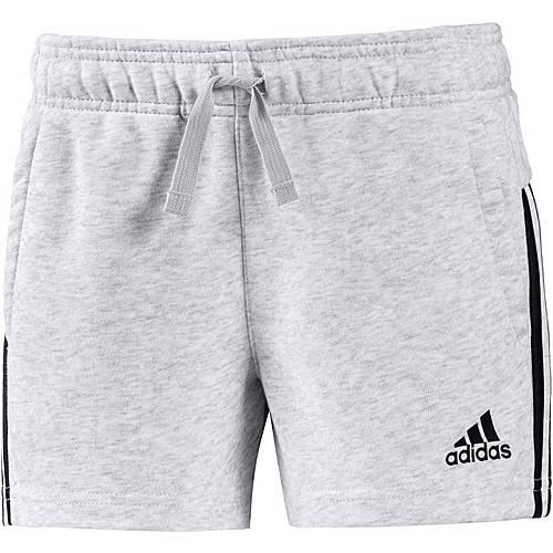 adidas Shorts Kinder light grey heather