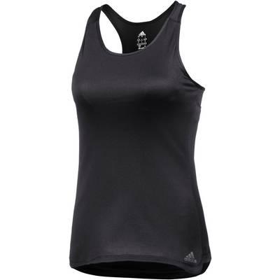 adidas Response Laufshirt Damen black