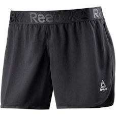 Reebok Workout Ready Easy Funktionsshorts Damen black