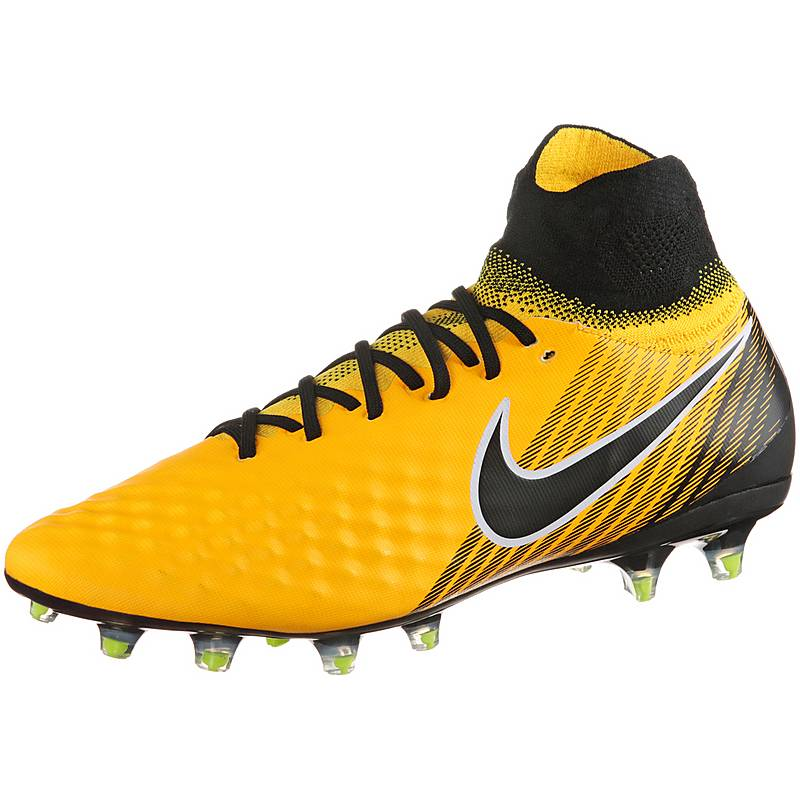 Nike MAGISTA ORDEN II FG Fußballschuhe Herren LASER ORANGE BLACK-WHITE-VOLT- 9844c9d97aa7