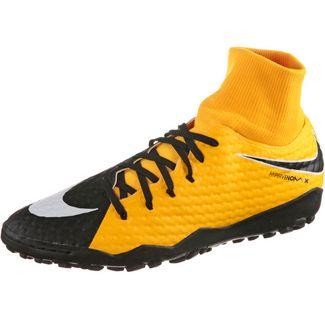 Nike HYPERVENOMX PHELON 3 DF TF Fußballschuhe Herren LASER ORANGE/BLACK-BLACK-VOLT-WHITE
