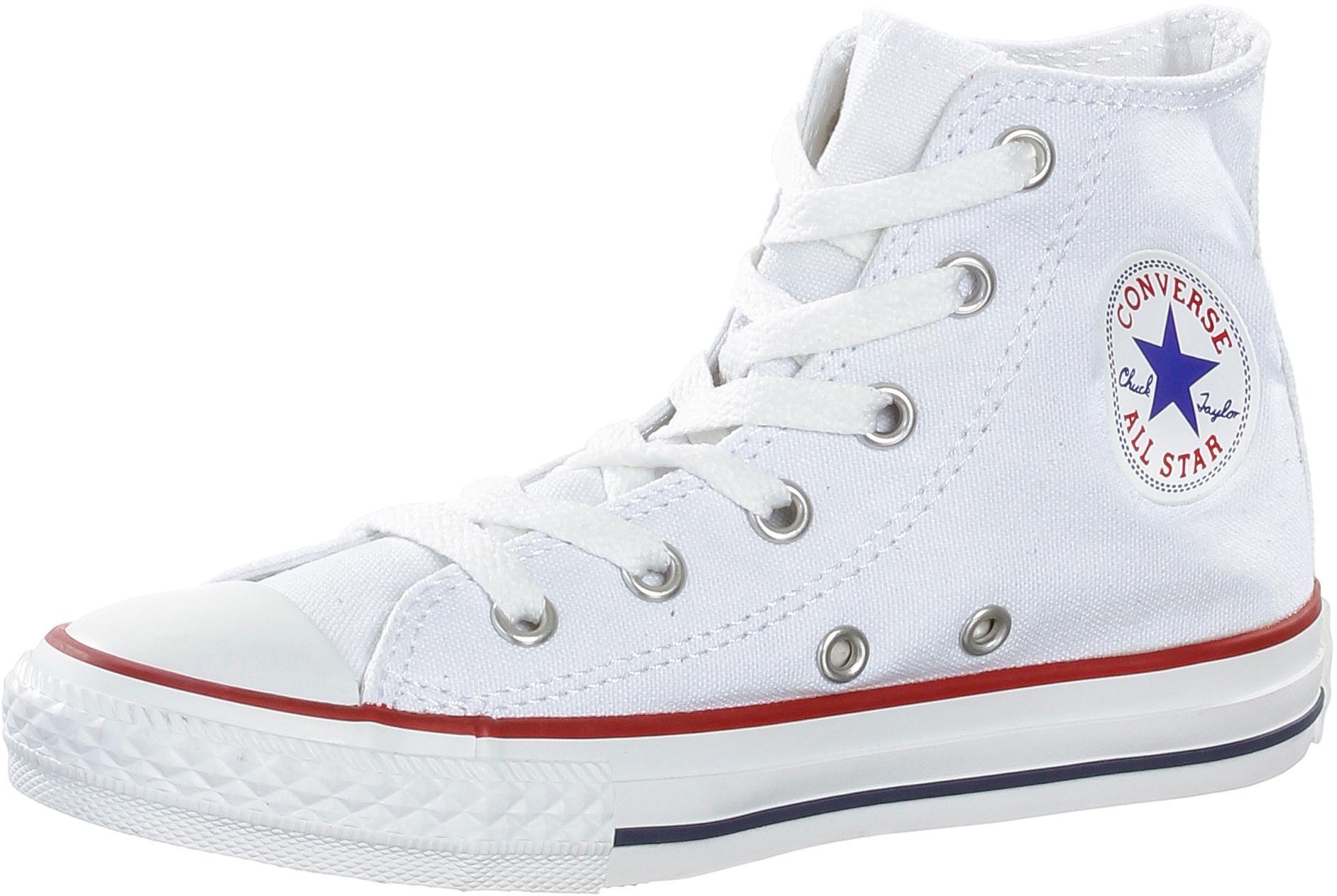 CONVERSE Chuck Taylor All Star High Sneaker Kinder weiß im Online Shop von SportScheck kaufen