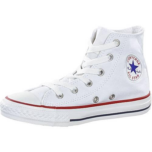 CONVERSE Chuck Taylor All Star High Sneaker Kinder weiß