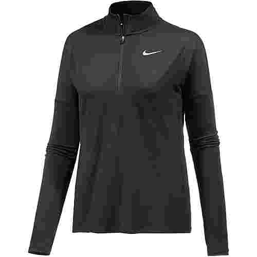Nike Dry Element Laufshirt Damen BLACK