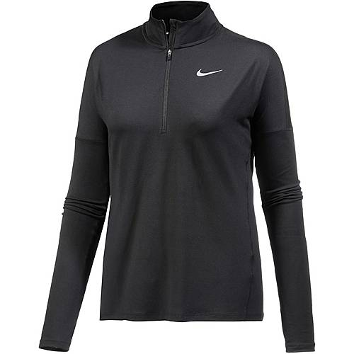 Nike Dry Element Laufshirt Damen BLACK
