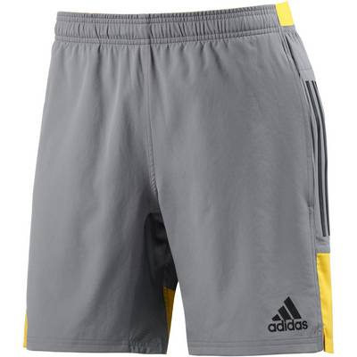 adidas Speedbreaker Funktionsshorts Herren grey three