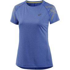 ASICS Laufshirt Damen blue purple heather