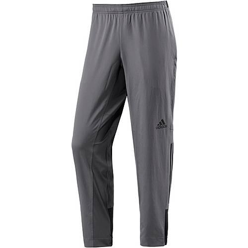 adidas Workout ClimaCool Trainingshose Herren grey five