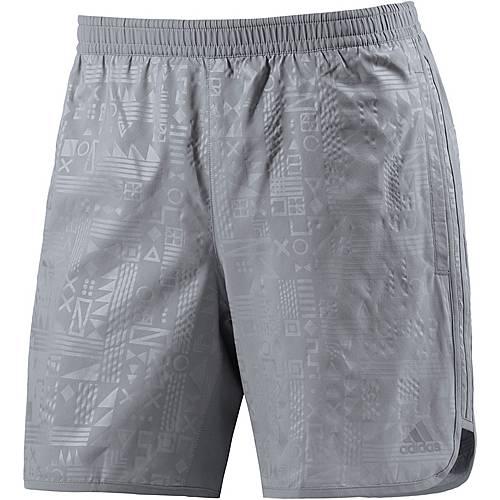 adidas Tokio Laufshorts Herren grey