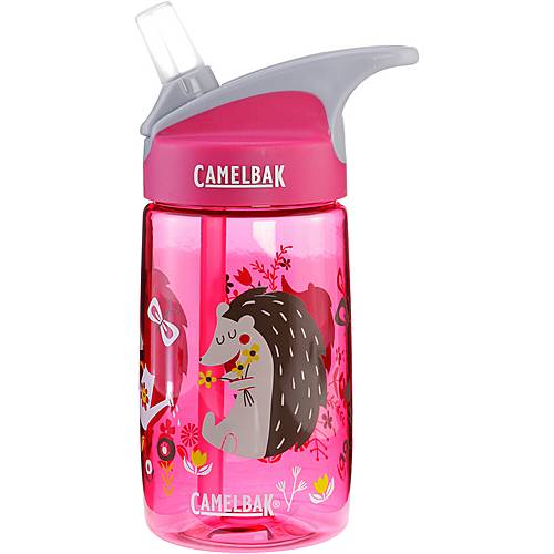 Camelbak eddy Kids .4L Trinkflasche Kinder hedgehogs