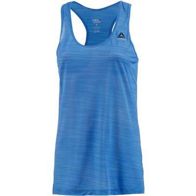 Reebok Workout Ready Activchill Tanktop Damen ECHO BLUE F10-R