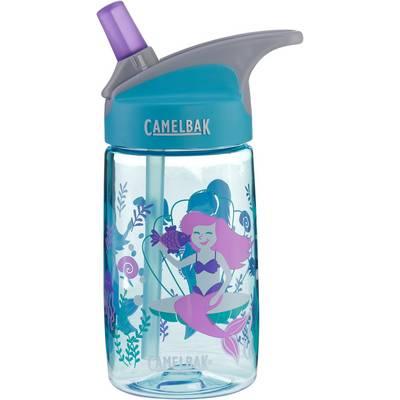 Camelbak eddy Kids .4L Trinkflasche Kinder hellblau