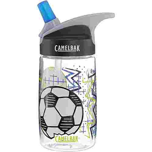 Camelbak eddy Kids .4L Trinkflasche Kinder weiß/schwarz