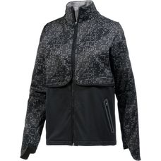 ASICS LITE-SHOW WINTER Laufjacke Damen lite stripe performance black