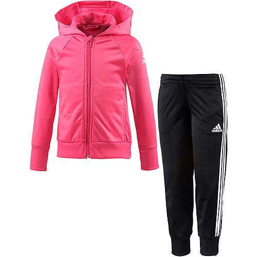 adidas Trainingsanzug Kinder super pink