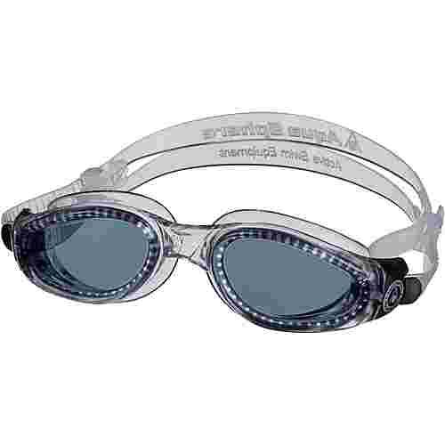 Aqua Sphere Kaiman Schwimmbrille transparent/grau