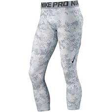 Nike Hypercool Tights Herren WHITE/PURE PLATINUM/BLACK