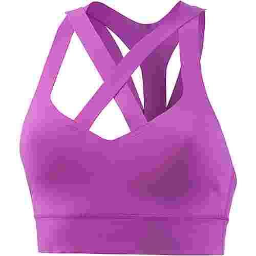 Reebok Crossfit Sport-BH Damen vicious violet
