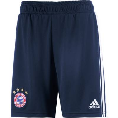 adidas FC Bayern Fußballshorts Kinder collegiate navy