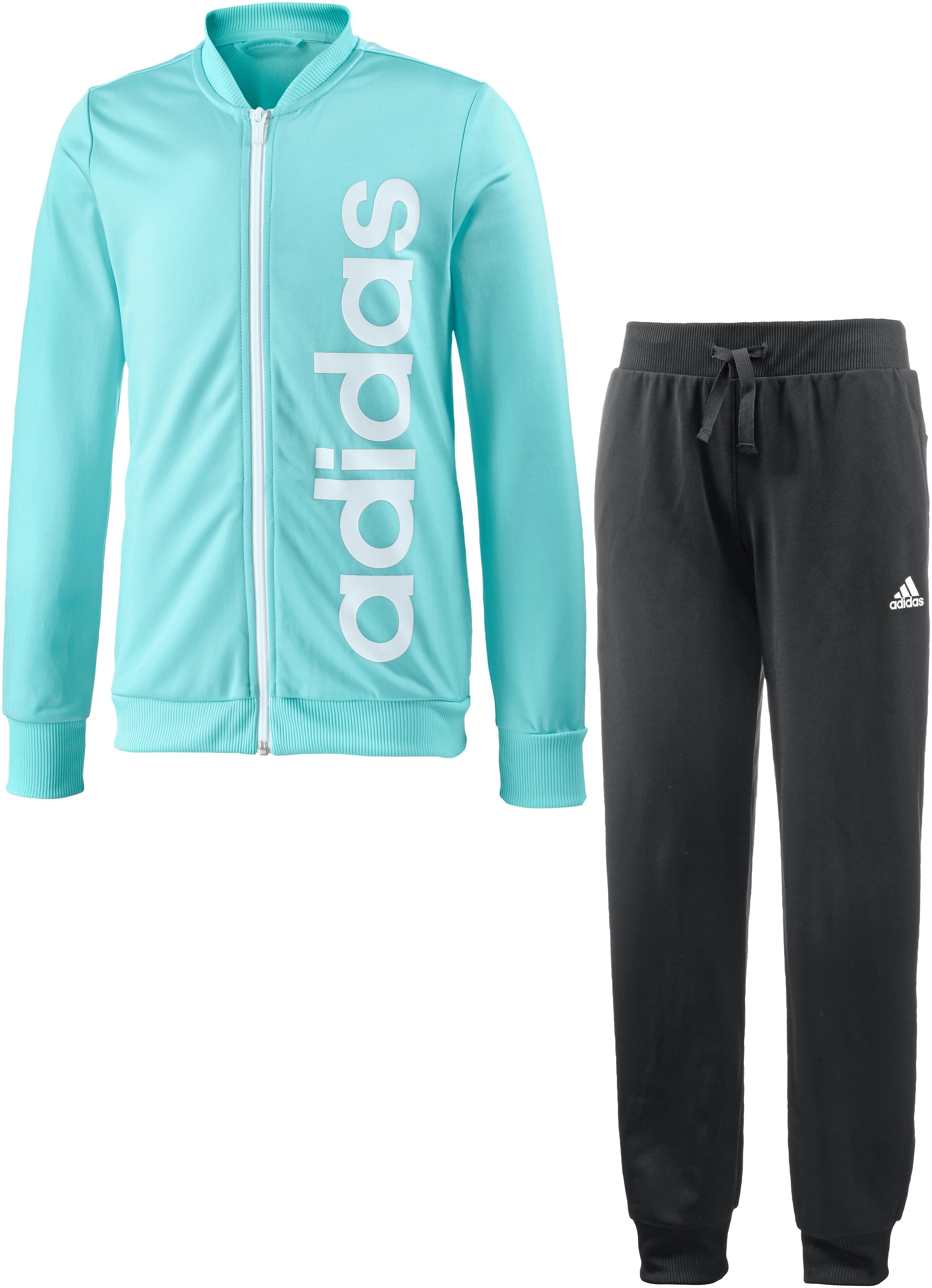 adidas Trainingsanzug Mädchen energy aqua im Online Shop von SportScheck  kaufen