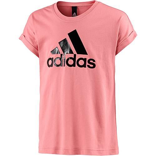 adidas T-Shirt Kinder tactile rose